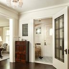 Waverly Place Townhouse Traditional Entry New York