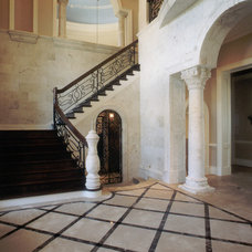 Traditional Entry by John Henry Architect