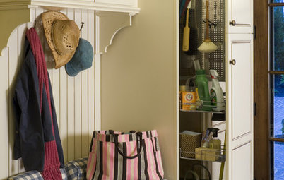 Great Utility Storage for Kitchens of All Sizes