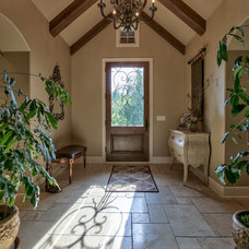 Mediterranean Entry by Inspired Interiors