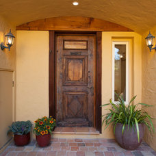 Mediterranean Entry by Peter Lyons Photography