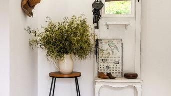 French Farmhouse - Entry Hall