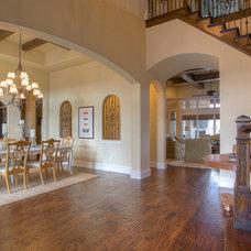 Traditional Entry by Glendarroch Homes