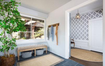 Bienvenido a casa: Ideas para decorar un recibidor