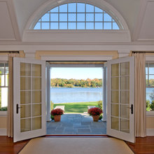 Super Chic Ideas for Balcony & Porch Doors