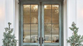 Front Door Decorative Painting