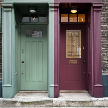 Front Door Inspiration   Color Ideas   Home in the City Ideas