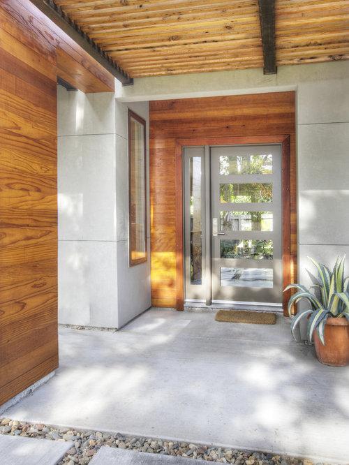 grey front doorGrey Front Door  Houzz