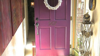 Front Door Paint Projects