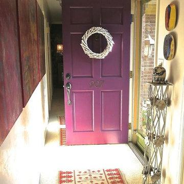 Front Door Paint Projects