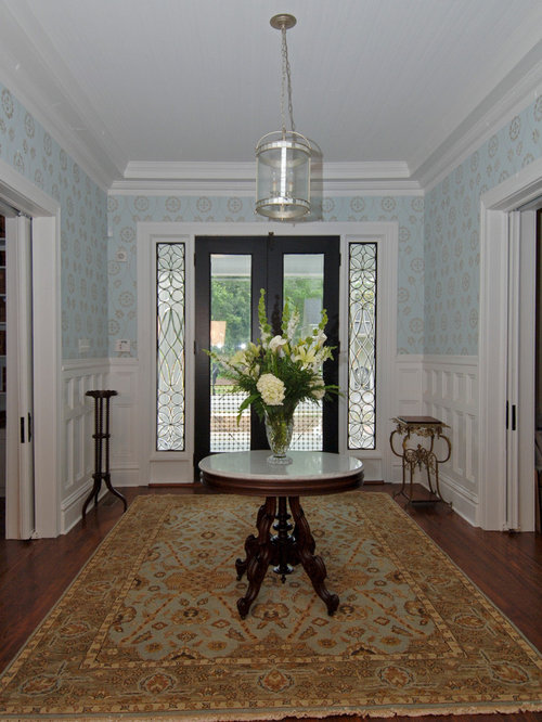 Foyer Ideas Houzz : Narrow foyer houzz