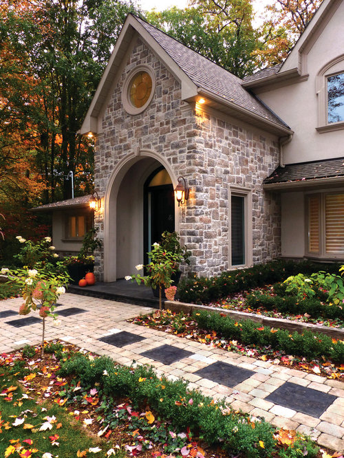 Front Entry Garden Ideas, Pictures, Remodel and Decor on Backyard Entryway Ideas id=49147