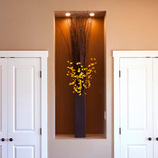Traditional Entry by Madison Park Homes