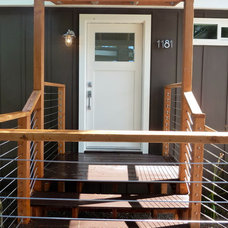 Modern Entry by Moore About... Design