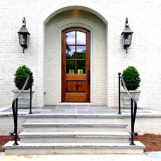 Traditional Entry by Forte Building Group, LLC