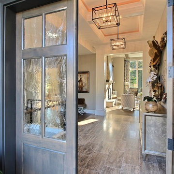 Front Entry - The Ascension - Super Ranch on Acreage