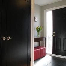 Elegant Small Entry