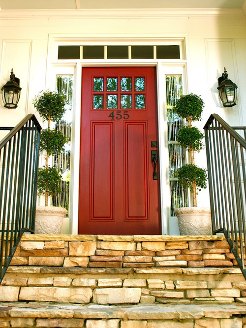... Brick And Front Door Home Design Ideas, Pictures, Remodel and Decor