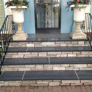 Front Steps and Walkways