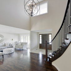 contemporary entry by Southam Design Inc