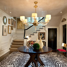 Traditional Entry by Fuller Interiors