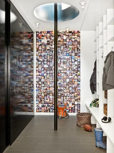 Contemporain Entrée by PROjECT interiors + Aimee Wertepny
