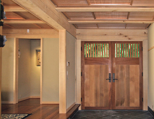 Asian Entry by G. Steuart Gray AIA