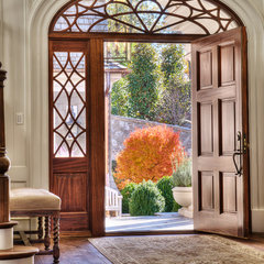 traditional entry by Gabriel Builders Inc.