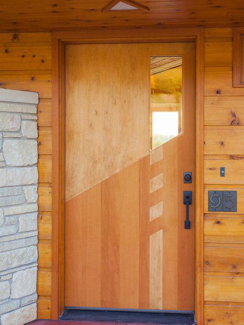 Best Maple Front Door Design Ideas Amp Remodel Pictures Houzz
