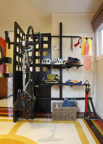 コンテンポラリー 玄関 by Kimberly S. DuBose, Residential Design