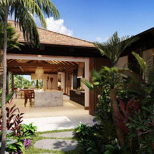 Garden Courtyard Entrance