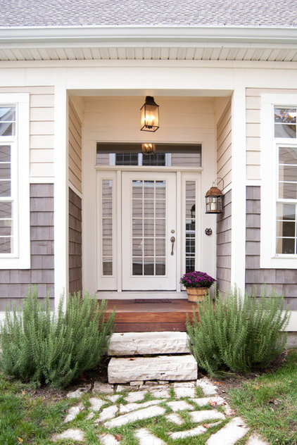 farmhouse entry by Adrienne DeRosa