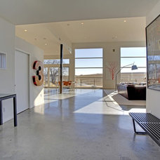 Modern Entry by Spacecrafting / Architectural Photography