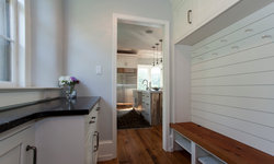Gladwyne, PA Kitchen, Mudroom and Living Room Remodel