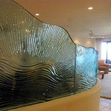 Contemporary Entry by Tervola Designs