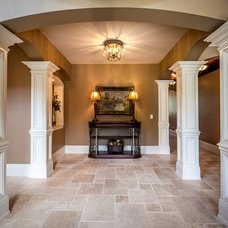 Traditional Entry by Derrick Architecture