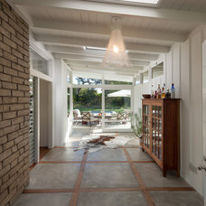 Midcentury Entry by Becker Studios