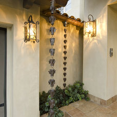Mediterranean Entry by Builtworks Construction, Inc.