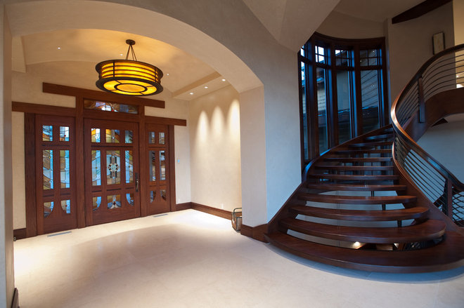 Contemporary Entry by PCM Inc