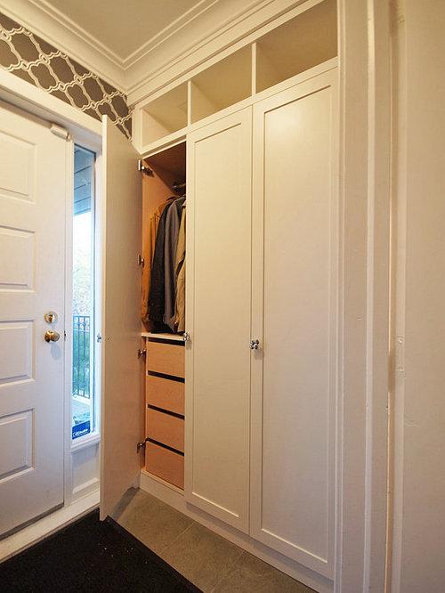 Foyer And Entryways Unlimited : Foyer closet houzz