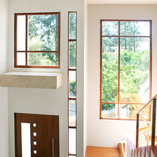 Contemporary Entry by Globus Builder