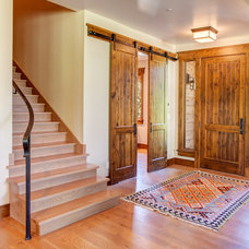 Rustic Entry by McKinney Group, Inc