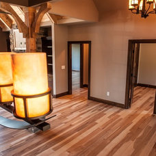 Eclectic Entry by Graf Brothers Flooring