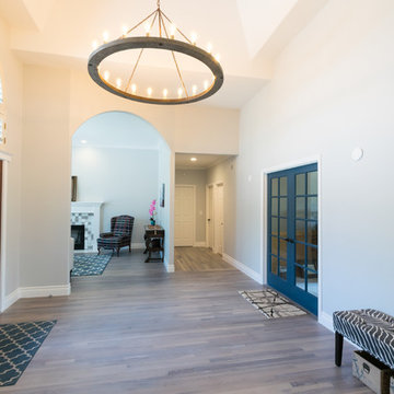 Grand Home Remodel