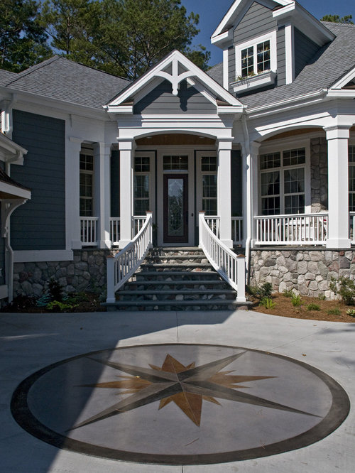 Angled Entry Houzz