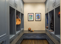 What is the size of this mudroom?