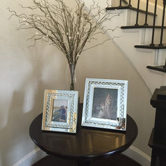 gray sophistication - Transitional Castle Decorating