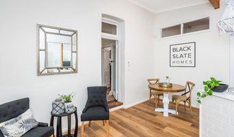 Great new reception room at c1898 cottage/office located at East Fremantle