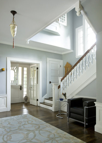 Victorian Entry by LDa Architecture & Interiors