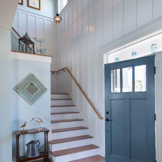Beach Style Entry by Caldwell & Johnson  Custom  Builders & Remodelers